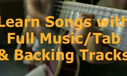 Online Guitar Lessons  – GMI:  Guitar & Music Institute
