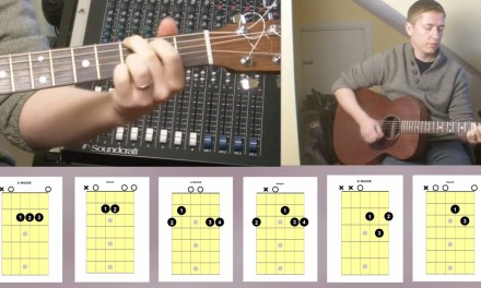 Advancing Guitar Lesson 2 Playing Melodies In Several Keys