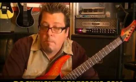 I BETCHA DONT KNOW THIS SCALE…Guitar Lesson by Mike Gross
