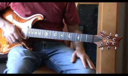GUITAR LESSON: DIMINISHED SCALE PT1 (now www.TrueGuitarist.com )