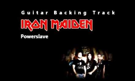 Iron Maiden – Powerslave (Guitar – Backing Track) w/ Vocals