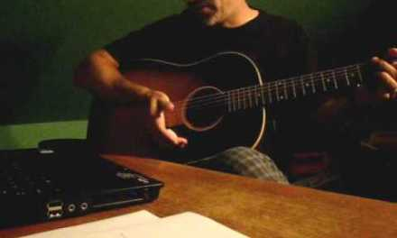 How to play Copperhead Road by Steve Earle ,  Acoustic guitar lesson