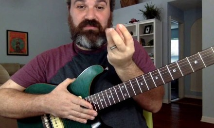 #1 Blues Guitar Trick! With Chart