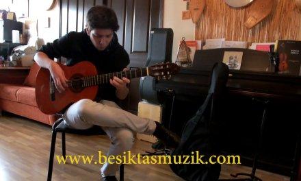 Jazz Guitar Lesson, Jazz Gitar Dersi, www.besiktasmuzik.com, +90 212 227 00 76