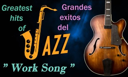 "Work Song – Sing Sing Song –  ""Nat Adderley "" Relax music – Jazz guitar cover."