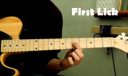 Blues Guitar Lesson – Three Tasty Blues Licks in the key of A