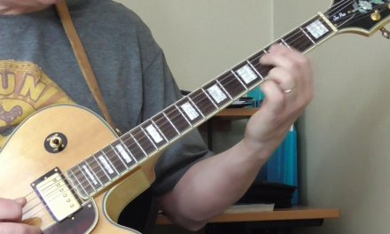"Tiny Grimes Guitar Lesson – End Tag ""Frankie & Johnny"""