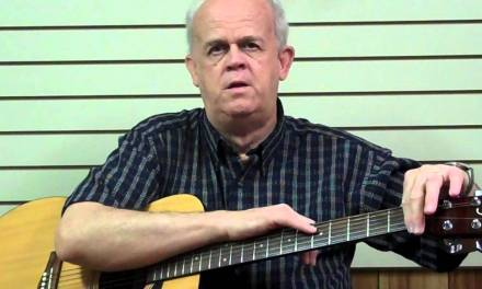 Playing Guitar Chords in the Box  (Best Beginner Guitar Lessons)