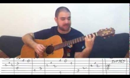 Fingerstyle Tutorial: Numb (LP) – Guitar Lesson w/ TAB