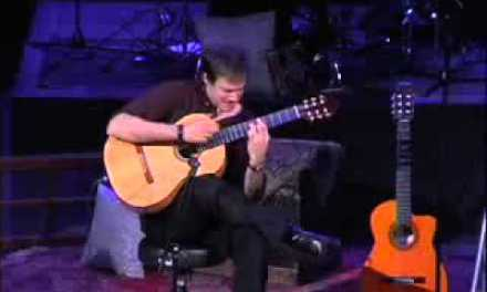 Flamenco Guitar Solo Spain