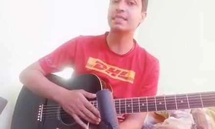 "Learn guitar lesson for beginner "" C major scale"""