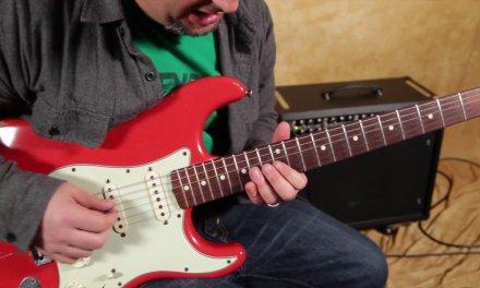 Marty Schwartz Jimi Hendrix Inspired Guitar Licks Lesson