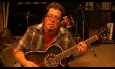 FOUR RUSTED HORSES – MARILYN MANSON – Acoustic Guitar Lesson by Mike Gross