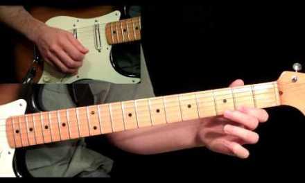 Fast Legato Techniques Pt.1 – Advanced Guitar Lesson