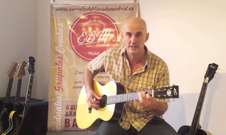 Guitar Blues lesson