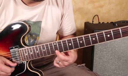 Beginner Music Theory – Guitar Lesson –  How to Find the Notes on the Guitar