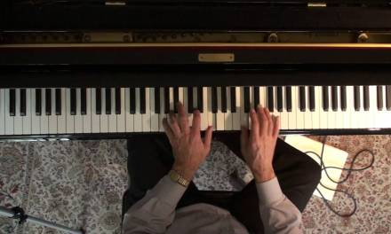 Jazz Improvisation, Lesson 1 easy guide to 'comping, scales, enclosures JPC 201