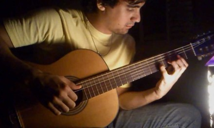 07. Ode To Joy (Beethoven) – Classical Guitar by Luciano Renan