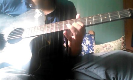 National Anthem Of Bangladesh || Instrumental || Easy Acoustic Guitar Lesson & Tutorial