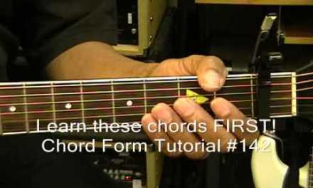 How To Play HAPPY Pharrell Williams  Easy Guitar Lesson BEGINNERS Capo 1 How To Play Cover