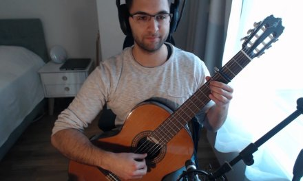 Awake – The Elder Scrolls V: Skyrim on Guitar