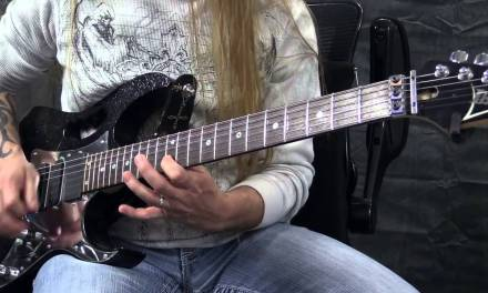 Steve Stine Guitar Lesson – 3 Awesome Rock Guitar Licks that you can USE!