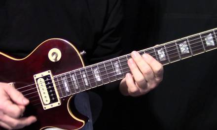 "how to play ""Sharp Dressed Man"" by ZZ Top – guitar lesson"