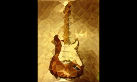 [A major] Warm Clean Electric Guitar Backing track