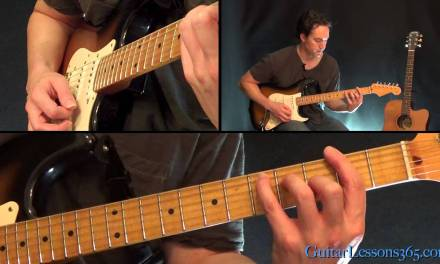 Good Times Bad Times Guitar Lesson – Led Zeppelin – All Rhythm Guitar Parts