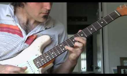 Blues Soloing Tips and Technique – Guitar Lesson
