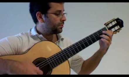 SOMETHING STUPID – guitar solo