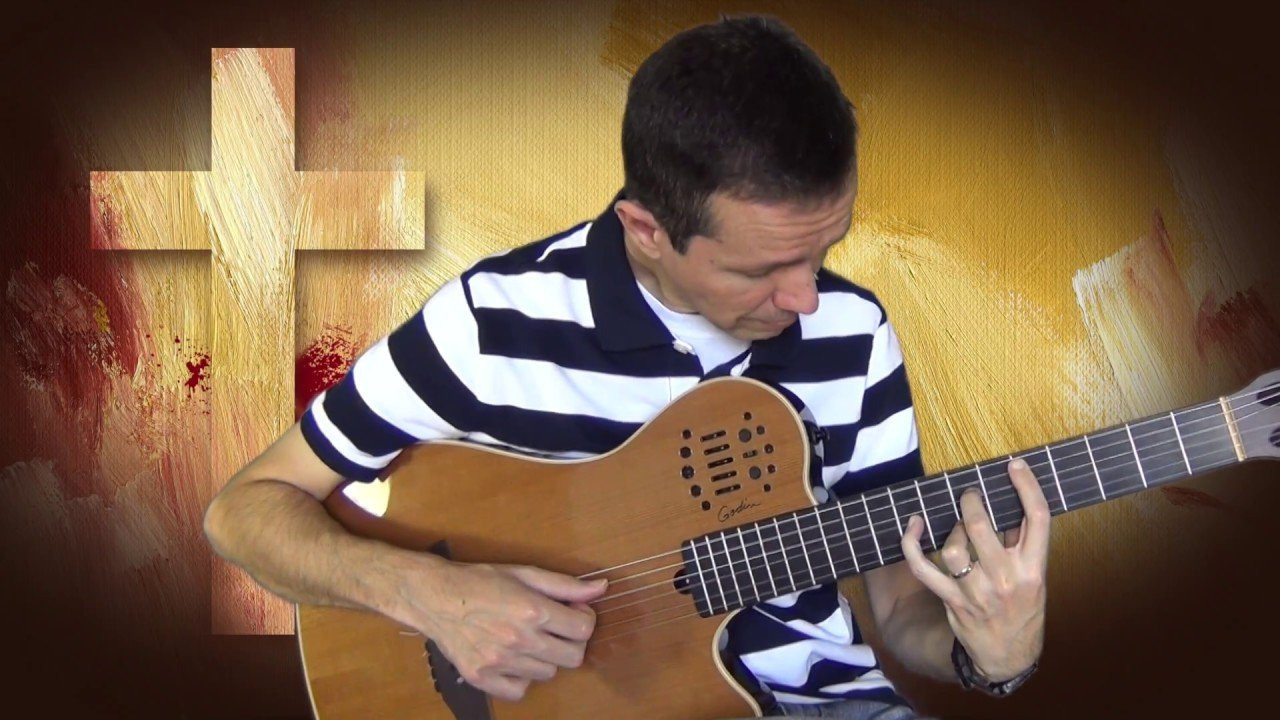 The Old Rugged Cross Solo Jazz Guitar Tabs Available The Glog