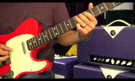 Free Blues Rock Guitar Phrasing and Soloing Lesson