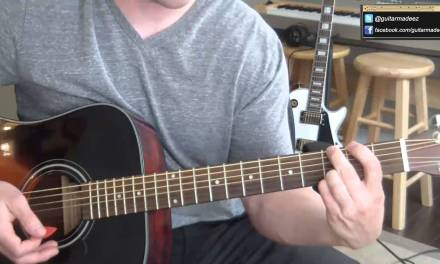 Steve Earle – Guitar Town – Guitar Tutorial (STRUMMING PATTERN, SOLO,LEAD PARTS, CHORDS AND MORE!)
