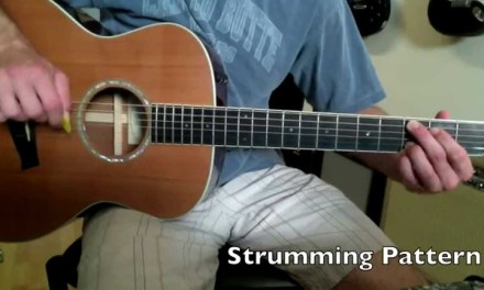 Country Guitar Lesson | You and Tequila by Kenny Chesney