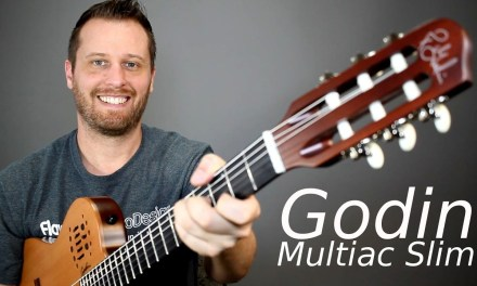 Godin Multiac Slim – The Ultimate Crossover Guitar!