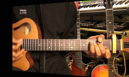 How To Play TRY Colbie Caillat On Guitar Lesson EricBlackmonMusicHD