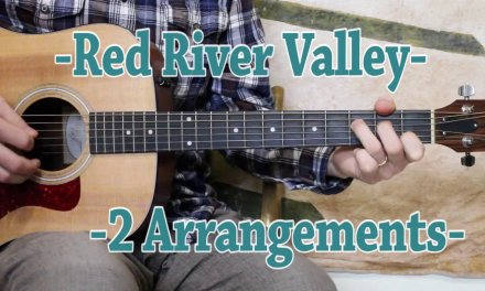 Red River Valley – Guitar Lesson – Carter Style