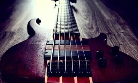 Bass Backing Track Slow and Sad Eminor