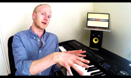 HAVE YOURSELF A MERRY LITTLE CHRISTMAS: Jazz Piano Lesson / Arrangement