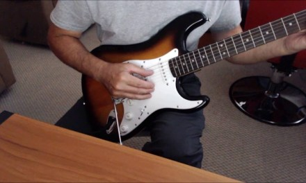 Blues improvisation to EP 142 Active Melody
