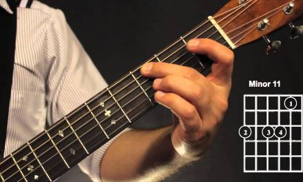 Extended Chord Shapes