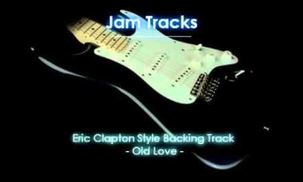 Eric Clapton Style Backing Track – TheGuitarLab.net –