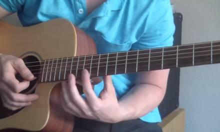 Van Morrison Gloria Guitar Tutorial (chords, strumming, solo)