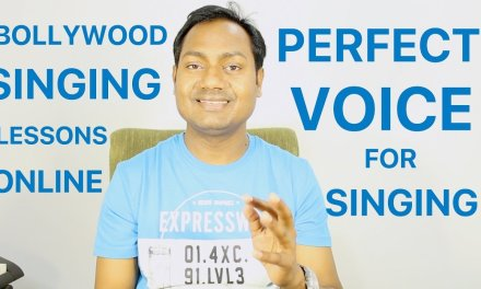 """Perfect Voice For Singing """"Bollywood Singing Lessons/Tutorials"""" By Mayoor"""