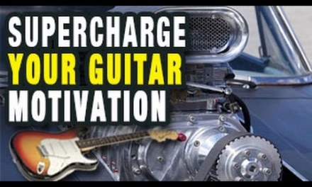 Simple Tips to Supercharge Your Guitar Motivation