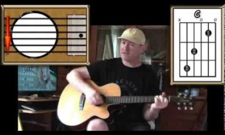 Panic – The Smiths – Acoustic Guitar Lesson
