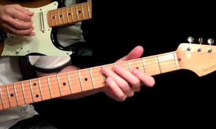 Jimi Hendrix Style Chords And Little Wing Pt.1 – Intermediate Guitar Lesson