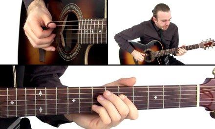 Fingerstyle Guitar Lesson – Polyphonic Funk – Gareth Pearson