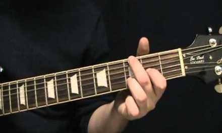 Guitar Lesson – Highway To Hell by AC/DC – How to Play AC DC Tutorial – ACDC